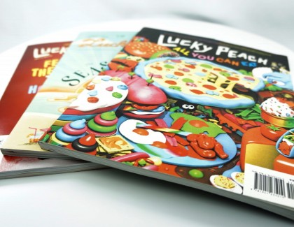 Lucky Peach – DAS Food & Lifestyle Magazin